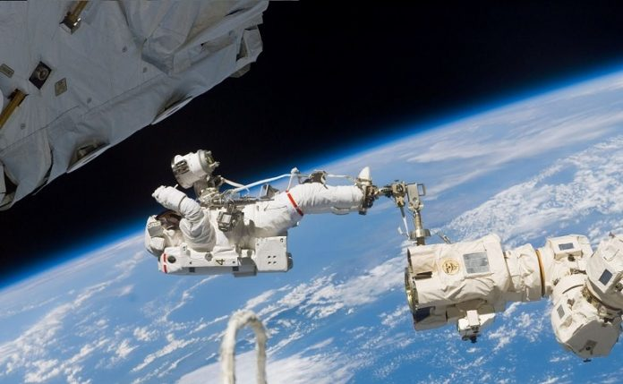 nasa space walk live - photo #1