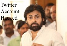 pawan kalyan Twitter Account Hacked