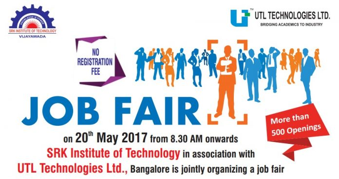 srk job fair