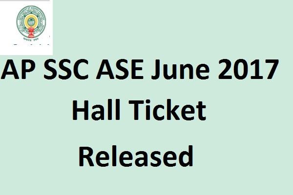 AP SSC Supplementary Hall Tickets