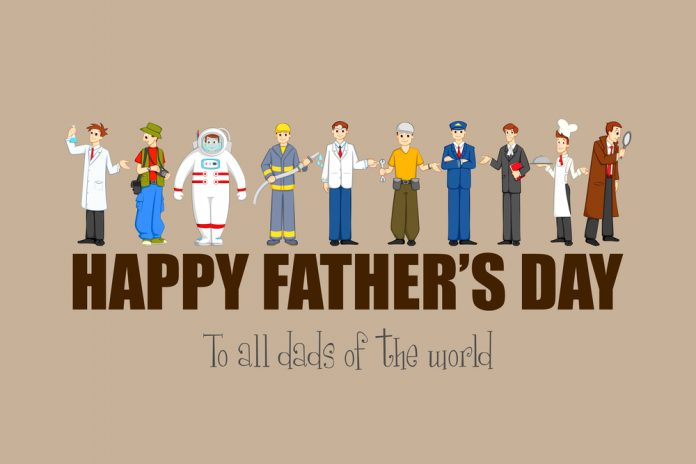 Fathers day facebook image
