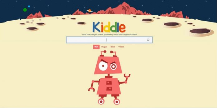 Google Kiddle Search