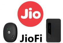 Reliance JioFi Cashback Offer