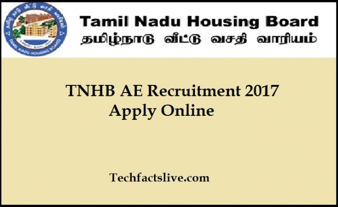 TNHB Junior Assistant Recruitment