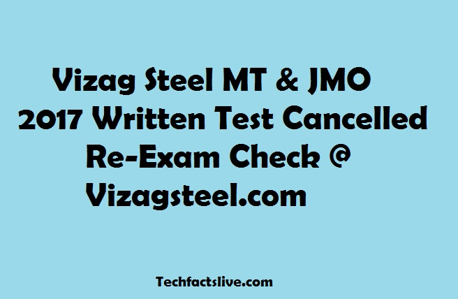 Vizag Steel Management Trainee