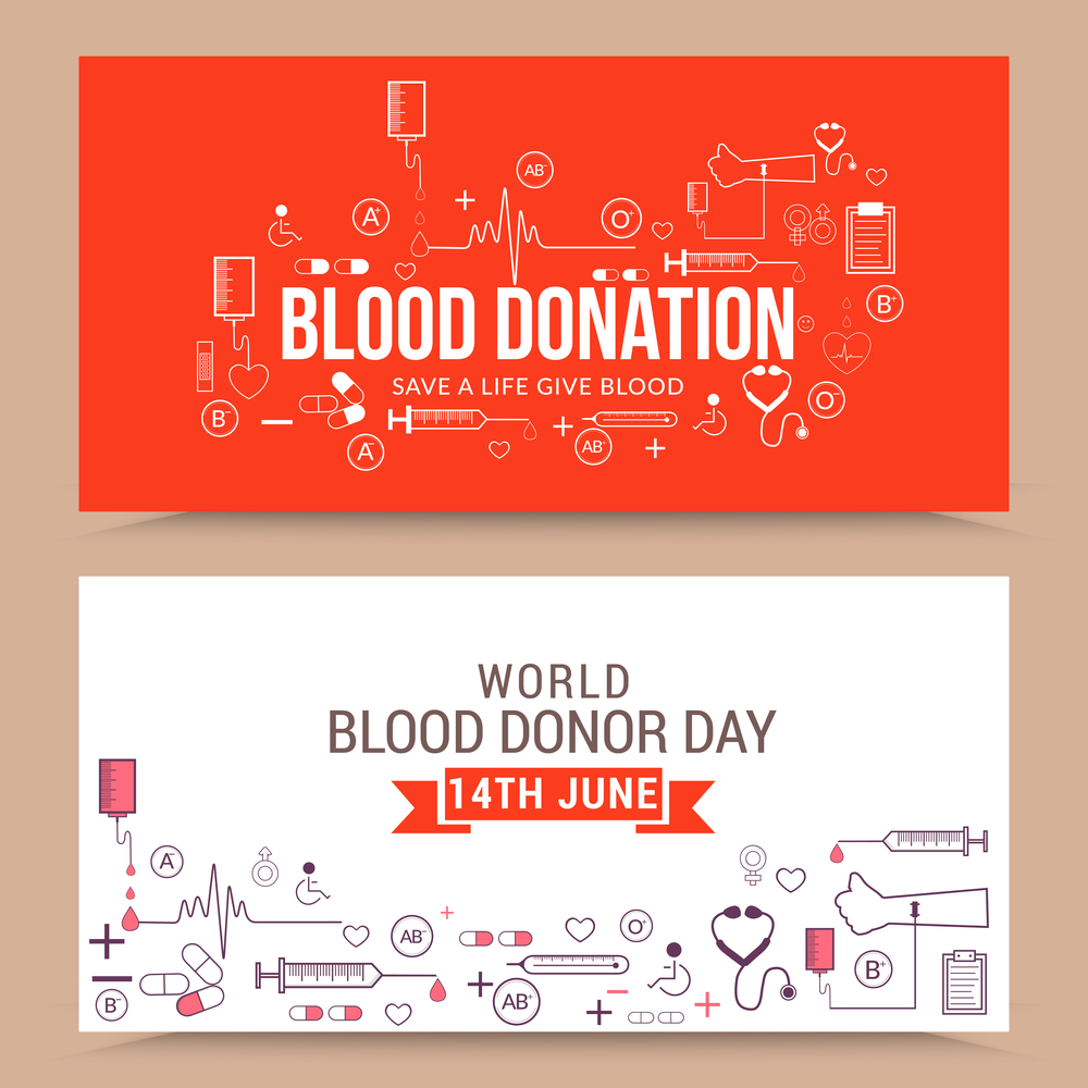 World Blood Donor Day best pic