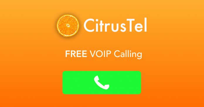 Citrustel free online phone calls