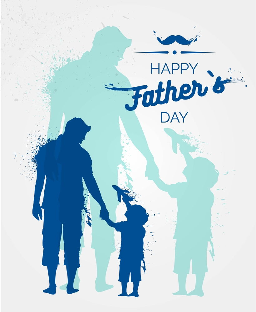 fathers's day image for fb status