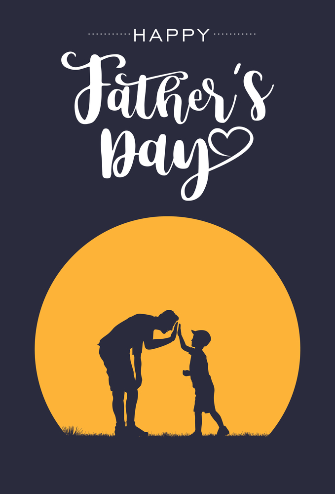 happy fathers's day images