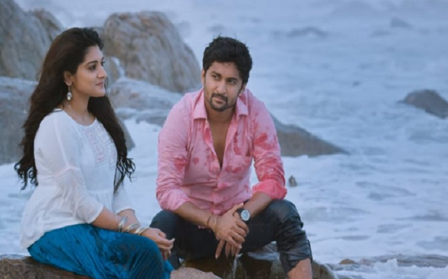 nani ninnu kori movie trailer
