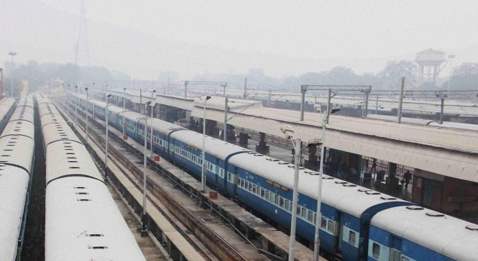 Indian Railway: Advanced Safety System on 3330 Km