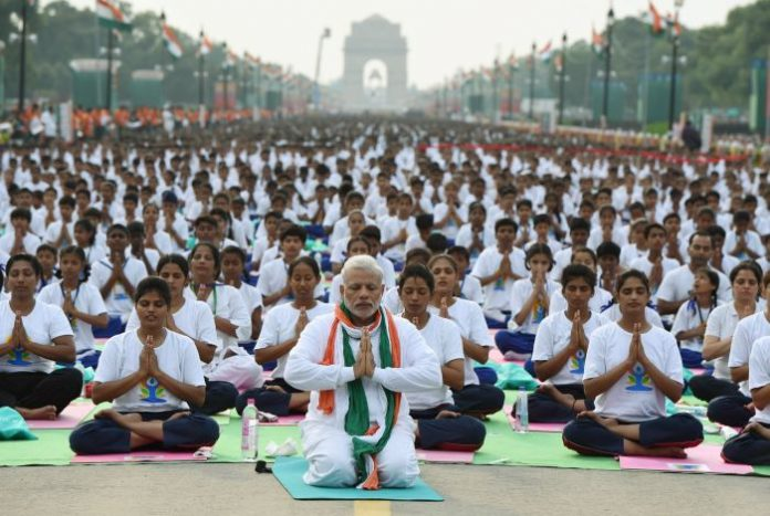 World Yoga Day 2017 Live Streaming