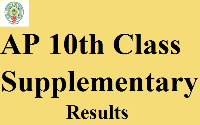 AP 10th Class Supply Results 2017