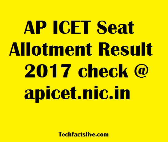 AP ICET Allotment Result