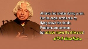 APJ Abdul Kalam Images with Quotes
