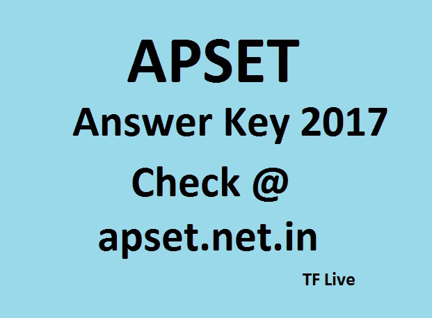 APSET Answer Key 2017 (1)