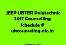 JEEP 2017 Counselling