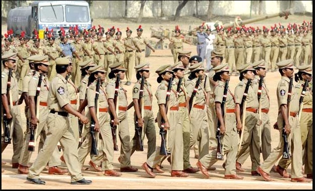 Police constable recruitment