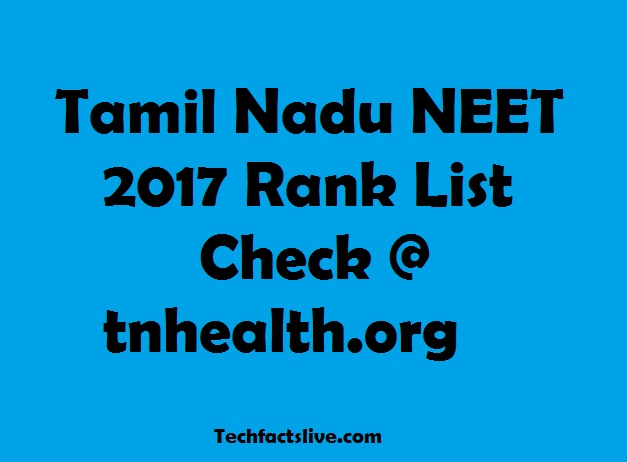 Kerala NEET Rank List 2017: NEET rank lists published