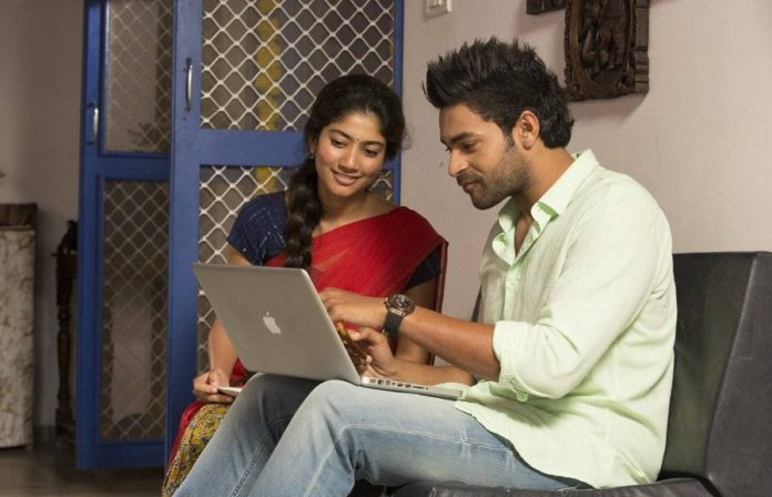 Fidaa movie audio