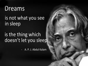 kalam motivational quotes