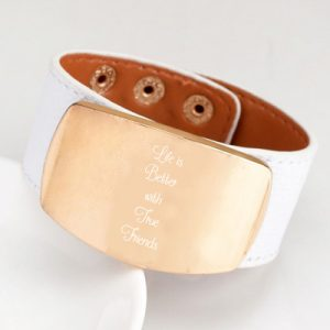 Golden Bracelet Band