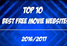 top 10 movie News sites