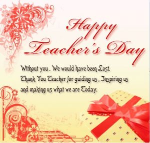 Teachers' Day Wallpapers