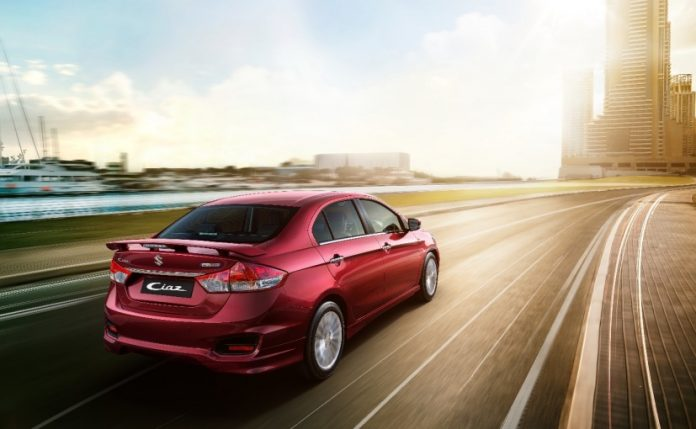 Maruti Suzuki Introduces New Sporty Ciaz S; Price Starts At ₹ 9.39 Lakh