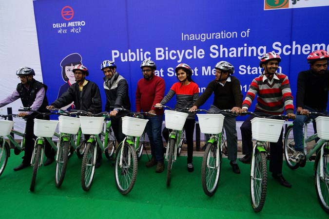 Bicycle Sharing Scheme
