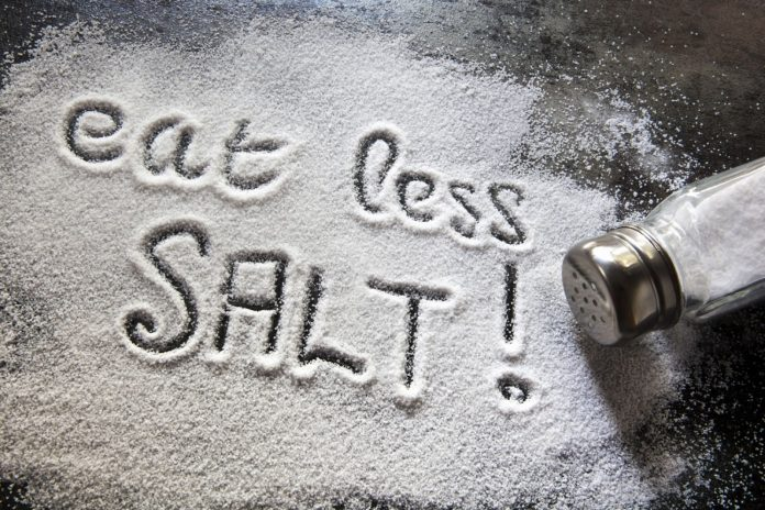High Salt Intake May Lead to Risk in Causing Heart Failure