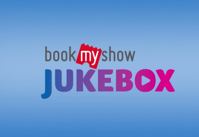 BookMyshow Juke Box
