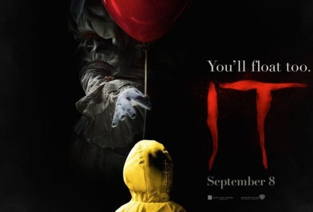 'It' breaks box office records with monster opening weekend