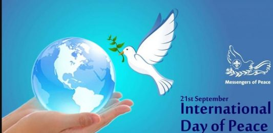 International day of peace 2