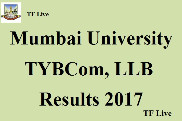 Mumbai University TYBcom LLB Results 2017 (1)