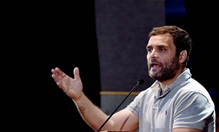 Rahul Gandhi to visit Marathwada on September 8