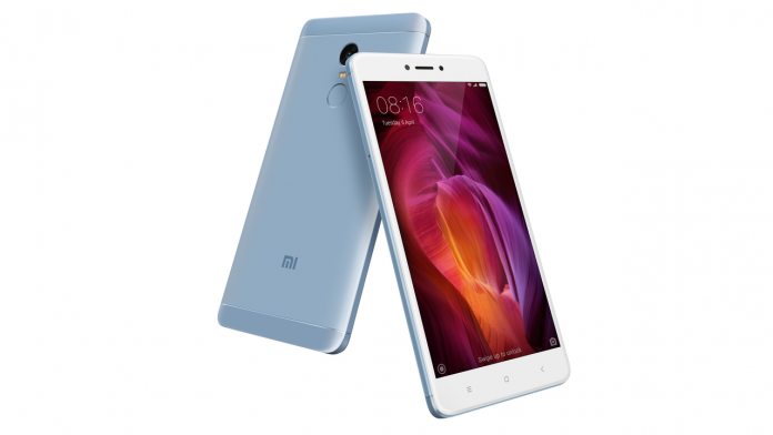 Redmi Note 4 Lake blue edition