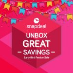 Snapdeal Unbox Great Savings