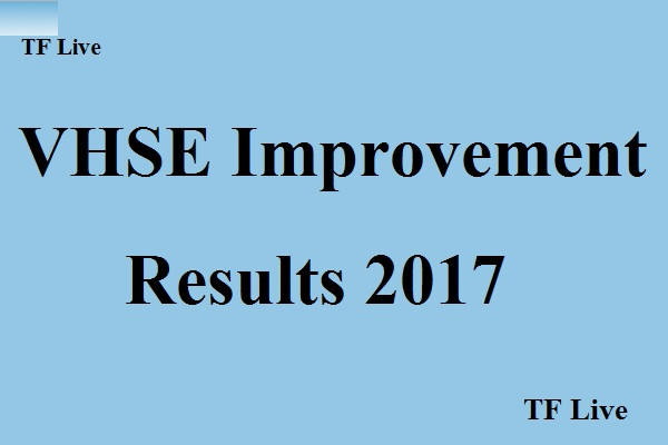 VHSE Improvement Results 2017