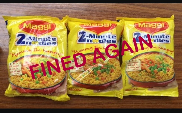 Maggi fails laboratory test, Nestle India fined Rs 45 lakh