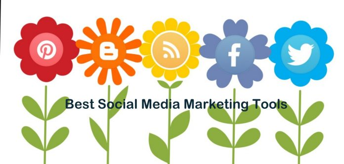 Social media marketing tools