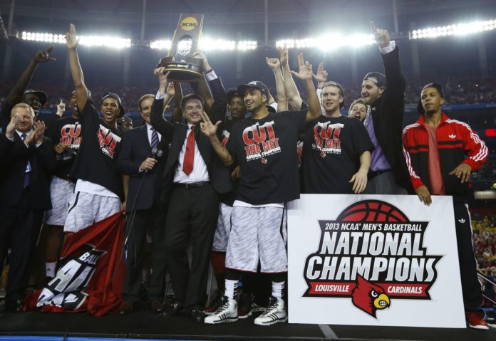 Louisville National Championship