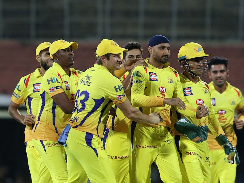 chennai super kings ipl 2018